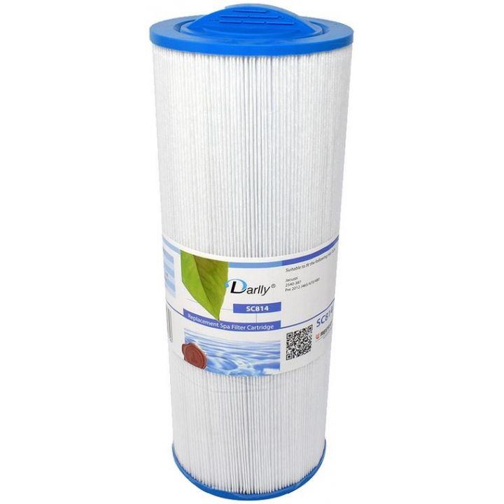 Filtre à cartouche Darlly SC814 - J400 - Distripool - Darlly