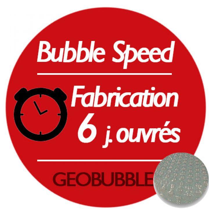 Bâche à bulle 500µ standard 4 cotés SOL + GUARD - EXPRESS