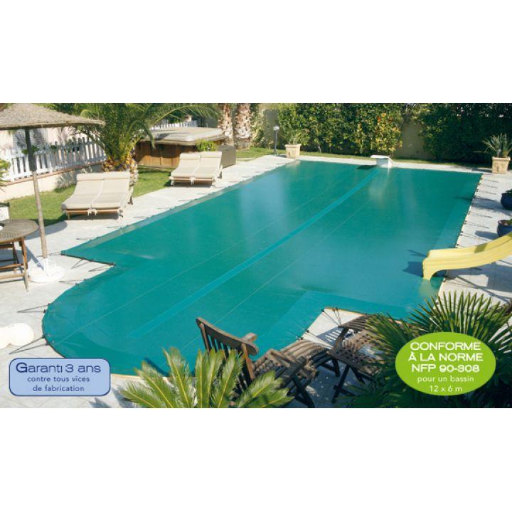 Couverture hiver piscine Intersup Top