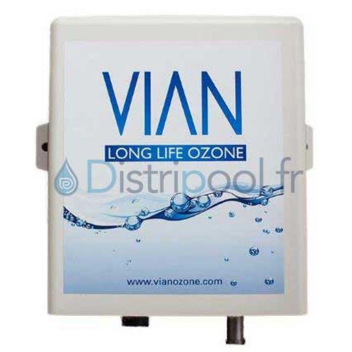 Ozonateur Vian XL-60 avec micropuce intégrée - Distripool