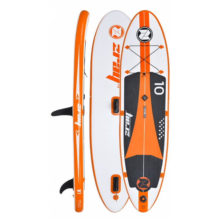 Paddle gonflable Zray W1 10' (voile incluse)  - Distripool