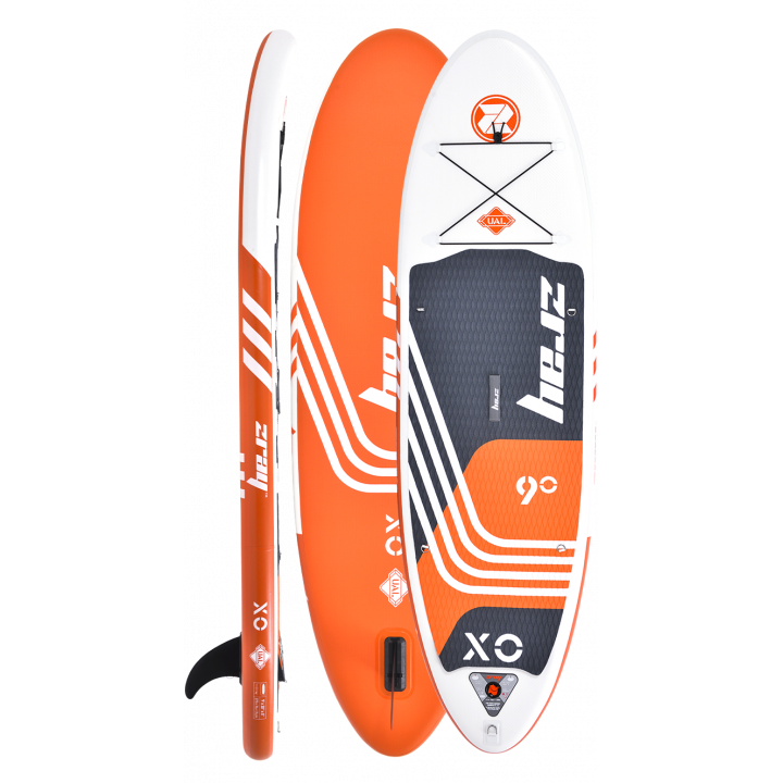 Paddle gonflable Zray X-Rider 9'