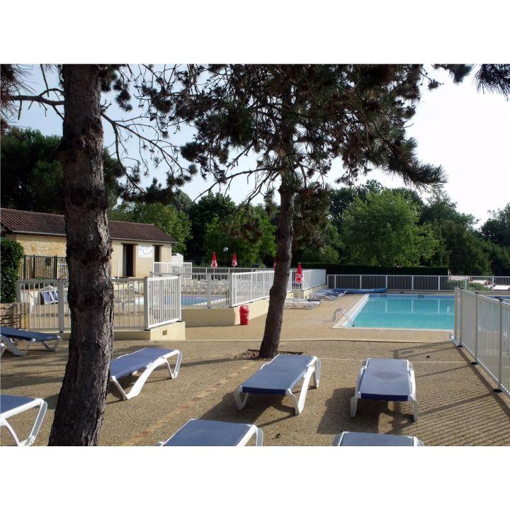 Cloture piscine barreau Swim Park SP01