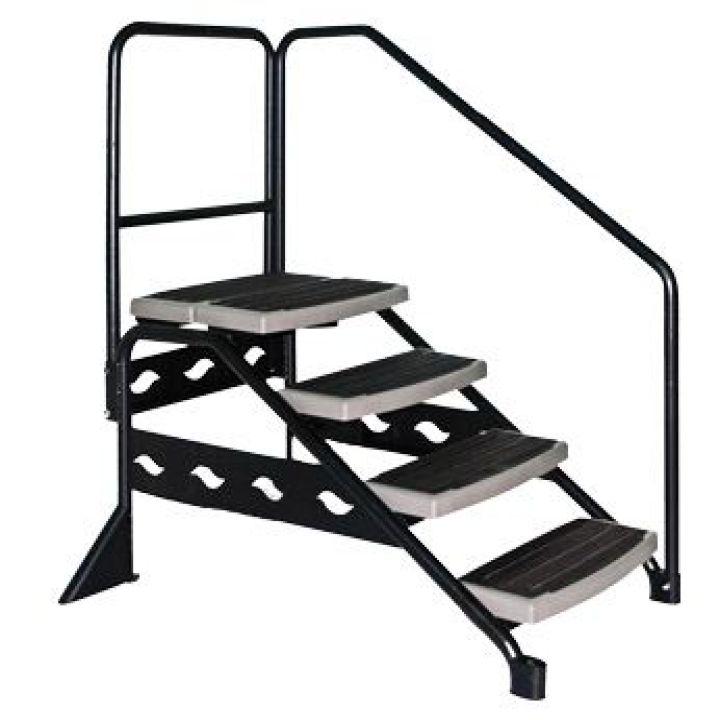 Escalier pour spa SwimSpa Step 4 - INDISPONIBLE