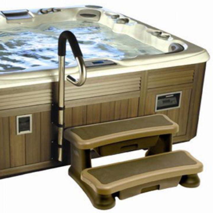 Main courante spa Safe-T-Rail