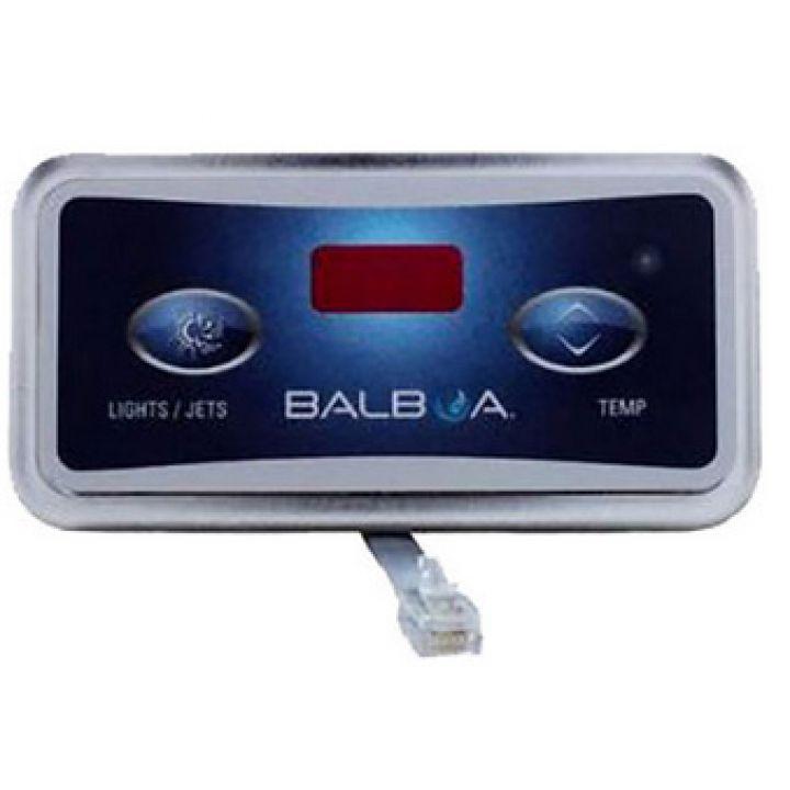 Clavier Balboa Lite Leader (prise RJ45) - Distripool - Balboa