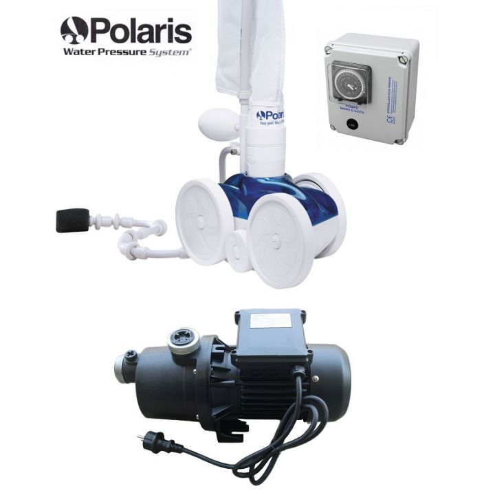 PACK Robot Polaris 280 + Surpresseur + Coffret - polaris