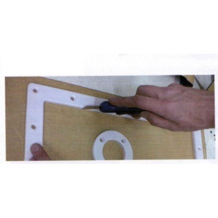 Kit 4 plaques de joints auto-collants Superpro