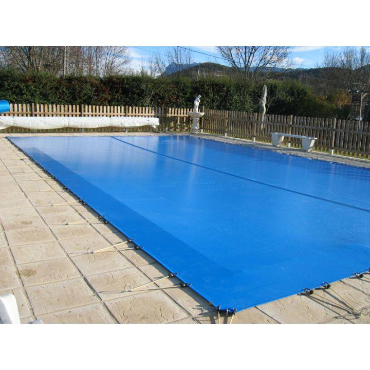 Bâche hiver pour piscine SECURITIS ECO- conforme NF