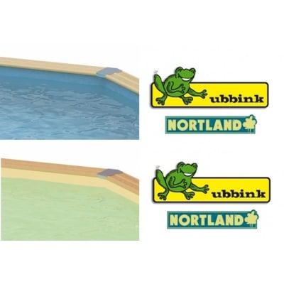 Liner piscine bois