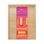 Sauna infrarouge MULTIWAVE