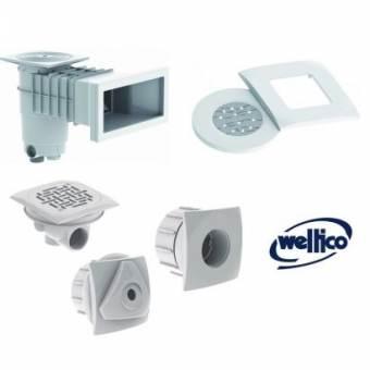 Pack pièces à sceller Weltico DESIGN