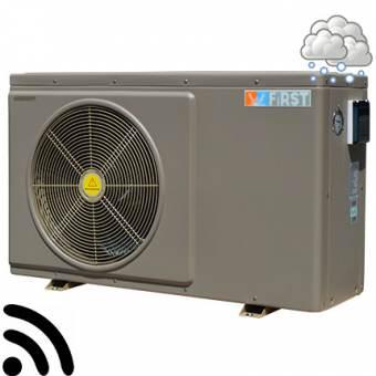 Pompe à chaleur DISTRI-PAC 4S 4 saisons + Wifi
