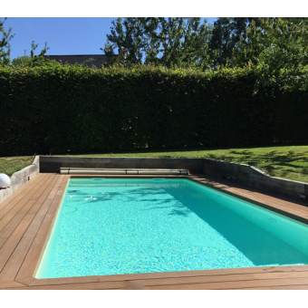 Piscine en Kit Construction Traditionnelle BETON PREMIUM