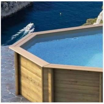 Liner compatible piscine bois BLOOMA