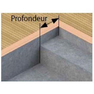Forfait liner marche-banquette