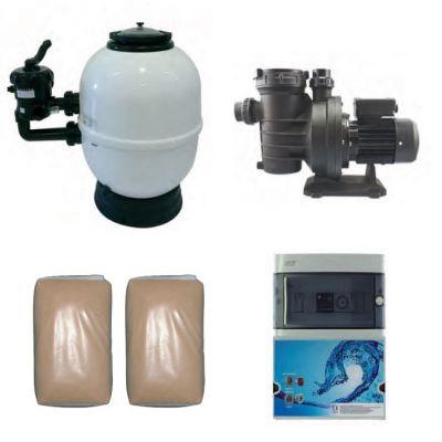 Kit filtration piscine PREMIUM
