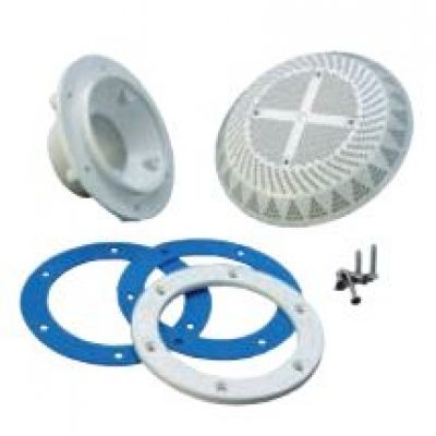 Bonde / buse aspiration pour balnéo eau/air
