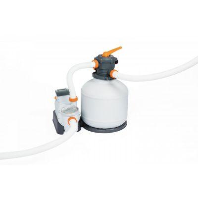 kit filtration à sable Bestway : Flowclear