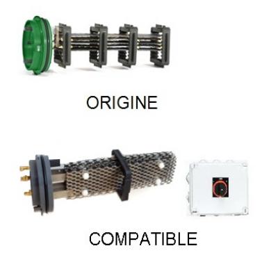 Cellule d'électrolyseur & Coffret STERILOR CSA autonettoyant à la demande