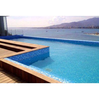 liner armé verni imprimé Alkorplan 3000