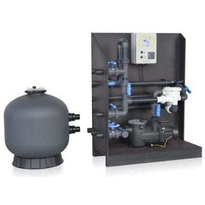 Solution filtration complète piscine ALL in PAL