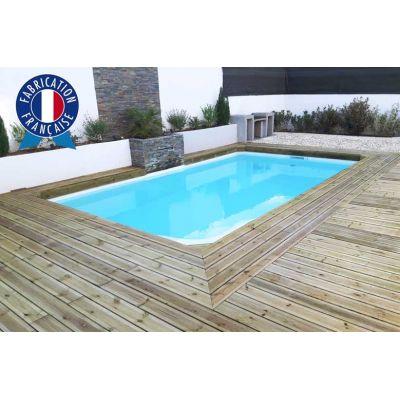 piscine en coque ARGOS 6 x 3.50 m