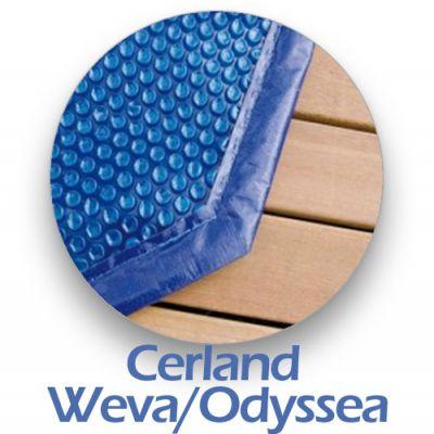 Bâche à bulle piscine Cerland WEVA / ODYSSEA