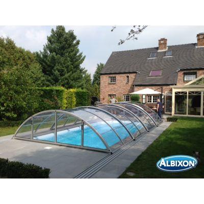 Abri piscine KLASIK CLEAR