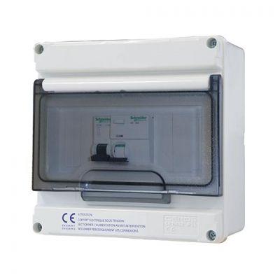Coffret électrique protection de ligne