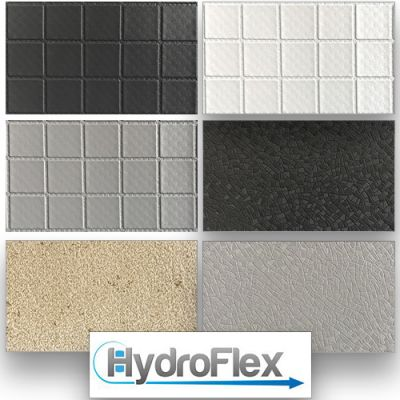 membrane PVC piscine Relief HYDROFLEX