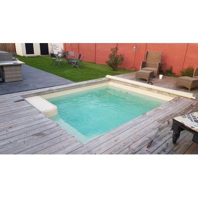 Mini piscine coque GRAF MONTGO