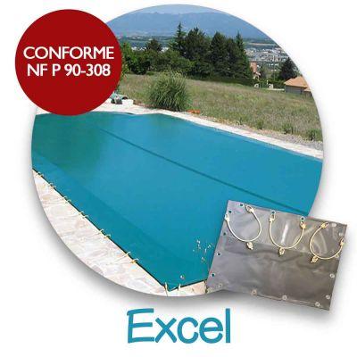 Bâche d'hiver piscine compatible EXCEL