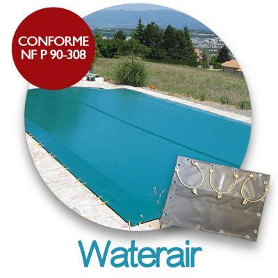 Bâche d'hiver compatible piscine Waterair