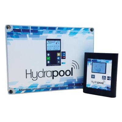 Domotique piscine : HYDRAPOOL : 100 % connecté