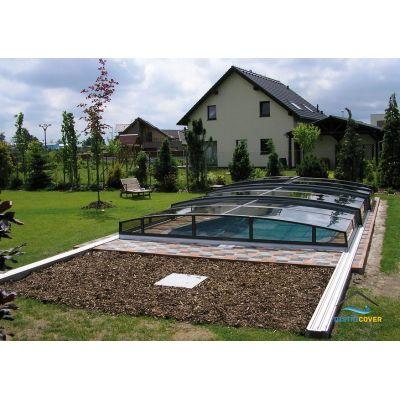abri piscine CASABLANCA INFINITY