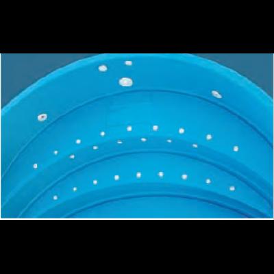 Balnéo jets massant pour piscine en coque GRAF
