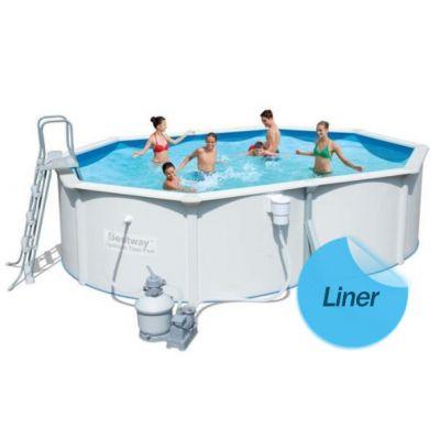 Liner compatible piscine hors-sol BESTWAY acier