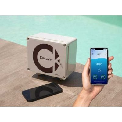 Coffret : Assistant connecté piscine  OKLYN