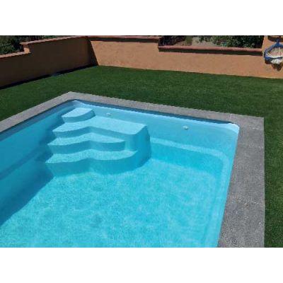 piscine coque PHOCEE 4.80 x 3.20 m