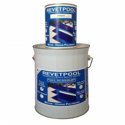 Peinture époxy piscine : RevetPool