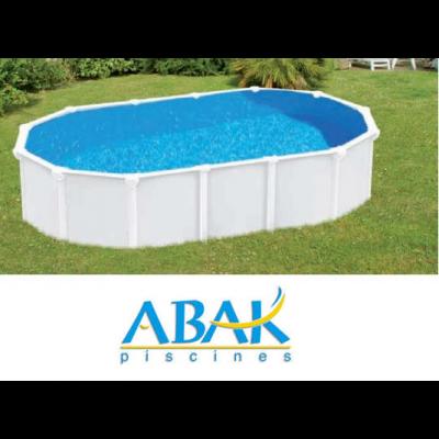 Liner piscine ovale compatible Abak - Trigano