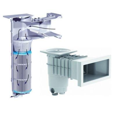 Skimfiltre Weltico A400 Design