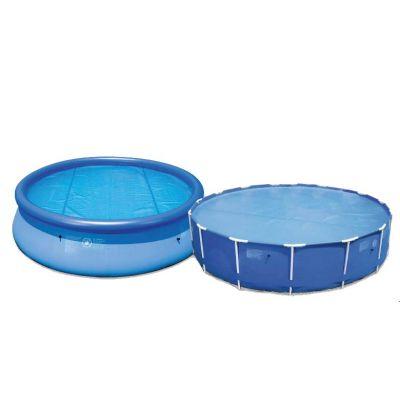 Bâche à bulle Ronde piscine compatible INTEX