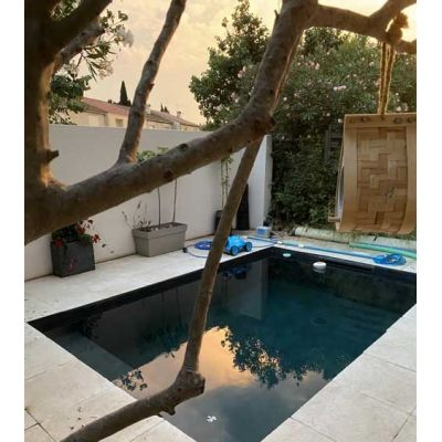 Piscine en Kit Construction Traditionnelle BETON PRESTIGE