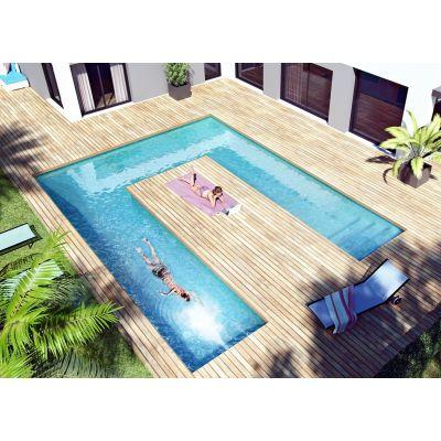 Kit piscine polystyrène APOLLON
