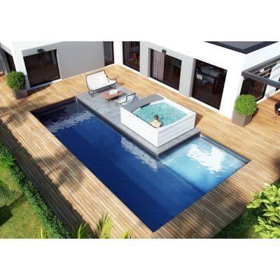 Kit piscine polystyrène POSEIDON