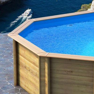 Liner piscine bois AZTECK ZODIAC