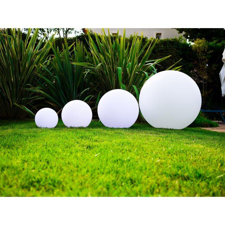lampe pour bassin de jardin balloon. Black Bedroom Furniture Sets. Home Design Ideas