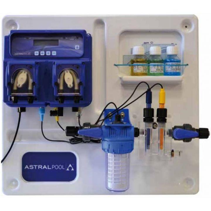 R gulateur chlore et ph p ristaltique sur tableau pool prems for Regulateur ph et chlore piscine